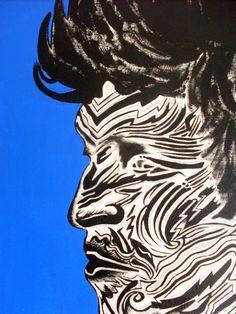 pintura acrílica 50x100. https://www.facebook.com/GoodLifePinturas