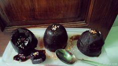 Lava Cake Cokelat Kukus (Steam Choco Lava Cake)