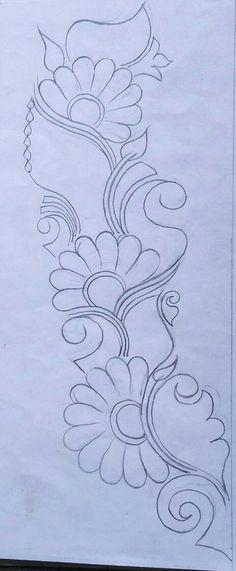 Basic Mehndi Designs, Rose Mehndi Designs, Latest Arabic Mehndi Designs, Henna Designs Feet, Mehndi Designs For Girls, Mehndi Designs 2018, Mehndi Designs For Beginners, Dulhan Mehndi Designs, Mehndi Designs For Fingers
