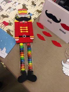 Julie Kettlewell - Stampin Up UK Independent Demonstrator - Order products Christmas Craft Fair, Christmas Favors, Christmas Paper Crafts, Stampin Up Christmas, All Things Christmas, Christmas Themes, Holiday Crafts, Christmas Cards, Nutcracker Crafts