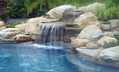 Pool Waterfall Florida
