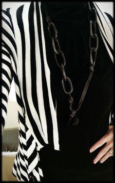 I striped it. ;)