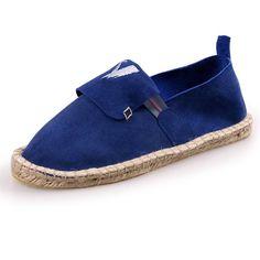 33464d0594a Blue Villi Flax Outsole mens mens Shoes Outlet Toms Shoes Wedges