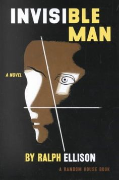 The Invisible Man...really need to read this