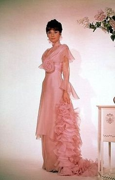 Audrey Hepburn in My Fair Lady (1964)  who was also ambassador for the UN  www.christinelindsay.com