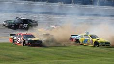 NASCAR Illustrated: Hang Ten from Talladega | NASCAR.com
