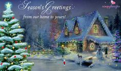 Send this ecard to your friends and family wishing them joy and happiness.