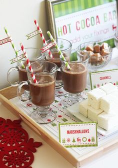 ISSUU - Cookies and Cocoa: Recipes for a Hot Cocoa Bar and Cookie Exchange Party by Joel Emmett