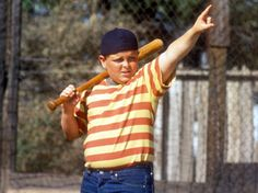 """Movies seen """"a million times"""" - THIS MOVIE... the Sandlot.  I LOVE it."""