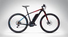 cube elite hybrid e-mountain bicycle wins eurobike gold award 2014