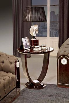 Gatsby Collection, a superb recreation of the glamorous 1930's Art Déco style. Mariner Luxury Furniture & Lighting.