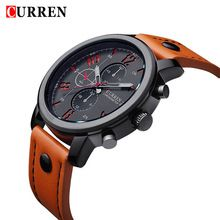 2016 CURREN Luxury Casual Men Watches Analog Military Sports Watch Quartz Male Wristwatches Relogio Masculino Montre Homme(China (Mainland))