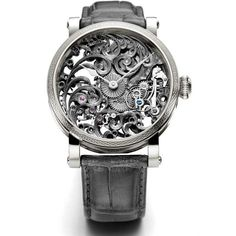 Grieb & Benzinger Shades of Grey Watch Collection Image