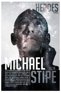 Michael Stipe (Magazine) by Pandaemonium4youreye, via Flickr