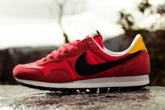 Nike Air Pegasus 鈥?3 Red/Orange