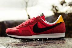 Nike Air Pegasus 鈥?3 Red/Orange