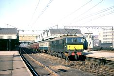 Electric Locomotive, Diesel Locomotive, Uk Rail, Disused Stations, Railroad Pictures, Train Service, British Rail, Electric Train, Train Station
