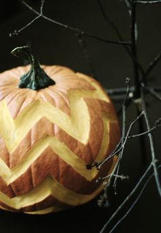 How cool is this pumpkin?