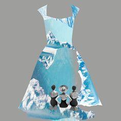 Dresses by Ceren Kilic.