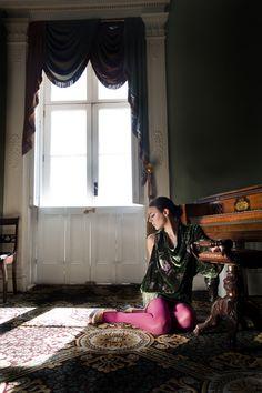 Shilpa Iyengar Spring 2013, Photographer: Silvia Nicoletti, Model: Leena Andaloussi