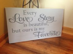 Hey, I found this really awesome Etsy listing at https://www.etsy.com/listing/273179968/every-love-story-is-beautiful