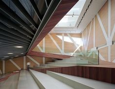 Seoul National University Museum by OMA / Rem Koolhaas | SpaceInvading