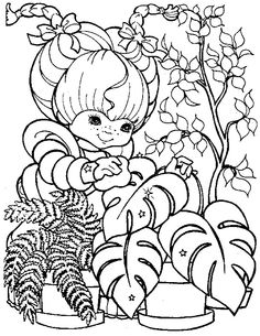 images of rainbow bright coloring pages rainbow brite dear to her friend coloring pages random pinterest rainbow brite rainbows and adult coloring