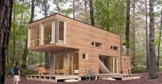 This is seriously awesome! shipping container home