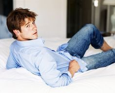 Ben McKenzie - sometimes it just needs a shirt and a jeans.