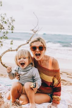 Photo Roundup - Barefoot Blonde by Amber Fillerup Clark Love You Baby, Mom And Baby, Mommy And Me, Children Photography, Family Photography, Baby Photos, Family Photos, Cute Kids, Cute Babies