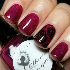 Ethereal lacquer friendship is magic