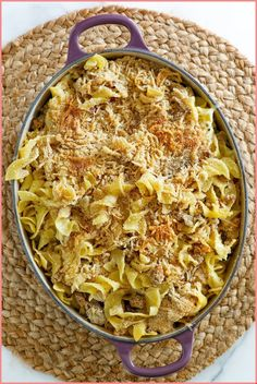 Recipe for Turkey Noodle Casserole - a great comfort food dinner recipe. This recipe calls for either ground turkey or leftover turkey. Ground Turkey Casserole, Turkey Noodle Casserole, Leftover Turkey Casserole, Casserole Dishes, Casserole Recipes, Turkey Leftovers, Turkish Recipes, Ethnic Recipes