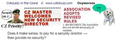 Life in a common interest development community - the Coto de Caza series:  Paying $1.7 million/year to a security company for NO security