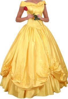 Image detail for -Disney Belle Dress from Beauty and the Beast Disney Belle Dresses from ...