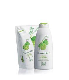 1993. Launch of the first Hamamélis shampoo eco-refill: 75% reduction in packaging. Every year, Yves Rocher sells 2.8 million refills around the world: a simple gesture for our planet. Lancement de la 1ère éco-recharge sur le shampooing Hamamélis : 75% de réduction d'emballage. Chaque année Yves Rocher vend 2,8 millions de recharges dans le monde : un geste simple en faveur de la planète.