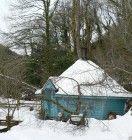 Anybody working in a snowy garden today? #fantasygardenofficefriday