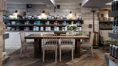 Cowshed in Primrose Hill, London Full Body Spa, Primrose Hill London, Spa London, Soho House, Spa Treatments, Table, Conservatory, Furniture, Home Decor