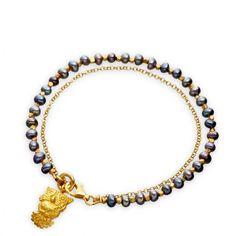 Pearls of Wisdome Bracelet by Astley Clarke Biography