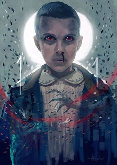 """ELEVEN STRANGER THINGS"" by Javier G Pacheco"