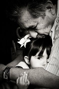 Luna & Grandpa on her 3rd birthday (photo credit: @deb1edeb)