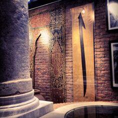 Turkish design store, The Columns