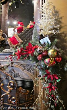 ~Christmas Open House~ - Back Porch Musings
