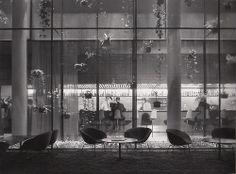 Arne Jacobsen, SAS Royal Hotel, Copenhagen, 1960
