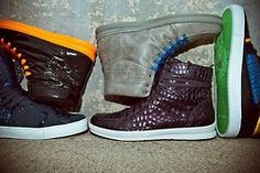 JUMP Footwear - On Sale Now at JackThreads