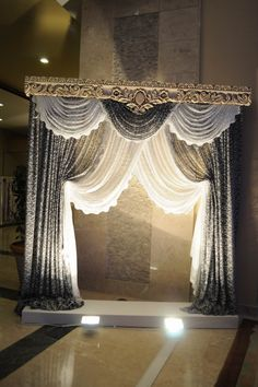 Types of Window Decorations With Curtain Panels That Look Fancy - Tips For Treatments - They are especially appropriate to more span windows or glass doors. Window Drapes, Hanging Curtains, Curtains With Blinds, Window Coverings, Panel Curtains, Window Treatments, Curtain Panels, Curtain Designs For Bedroom, Beautiful Curtains
