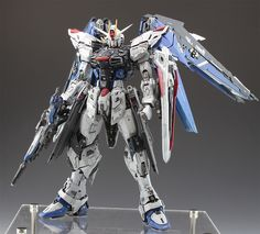 Custom Build: MG 1/100 Freedom Gundam Ver. 2.0 [Detailed] - Gundam Kits Collection News and Reviews
