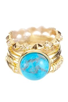 Perry Stack Ring Set <3