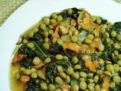 PINAKBET REPUBLIC :: Exotic Ilokano Food: kardis, kadyos, pigeon peas