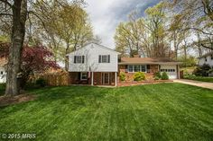 7926 JANSEN DR, Springfield, VA 22152 (MLS # FX8613087) - Herbert Riggs Realtor - This tremendous home is ideally located in West Springfield close to Whole Foods, Giant, and CVS with a terrific school pyramid! Brand new kitchen in 2014, Newer Windows, Newer HVAC, Newer Hot Water Heater, Fresh carpet on bedroom level.  230 Sq Ft family room addition. A front patio and 2 back yard patio''s offer great options for enjoying the beautiful spring and summer! - Call Herbert Riggs Broker/Realtor…