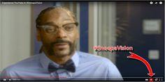 YouTube SnoopaVision BETA - Bisey.NET